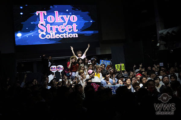 さとう珠緒が東京ストリートコレクションにサプライズ出演!MCのACEが石川ナサ 菜月アイルら華やかなモデルと共に渋谷のファッションシーン盛り上げる!