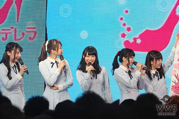 【ライブレポート】正統派美少女アイドル・さくらシンデレラが六本木ニコファーレ1周年記念ライブで『夏恋クレシェンド』の英語バージョンを披露!Cool Japanを意識した世界に向けてのパフォーマンス!