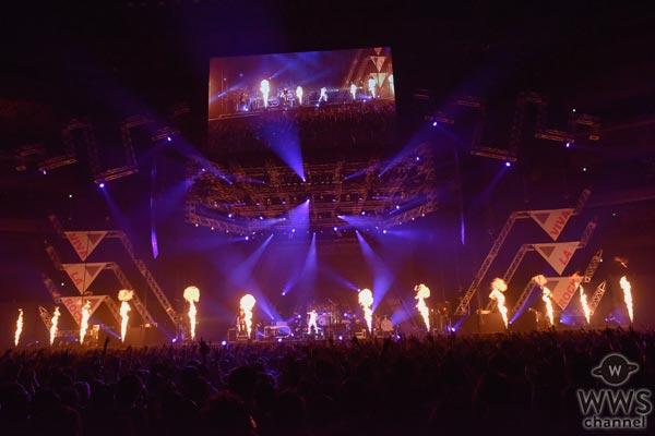 【ライブレポート】UVERworldがVIVA LA ROCKに初参戦!「行こうよ!誰も見たことのないVIVA LA ROCKへ!」