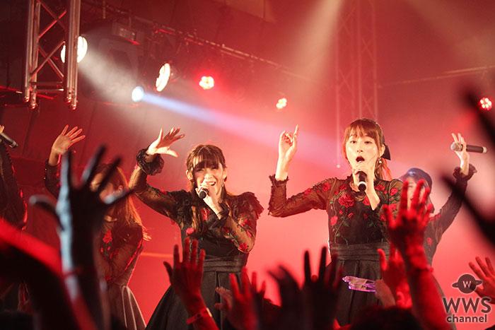 【ライブレポート】大人アイドル・prediaがやついフェスでアイドル界一のSEXY過ぎるパフォーマンス! 6/21発売の新曲『ヌーベルキュイジーヌ』を披露!
