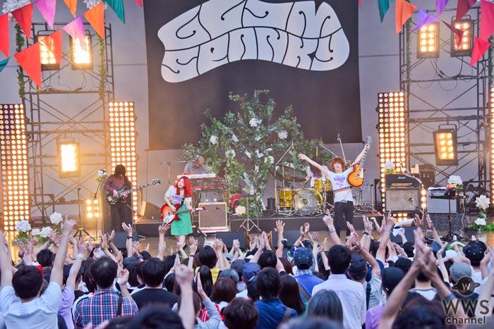 GLIM SPANKYが野音ライブ開催!3rdアルバム発売、全国ツアー開催、台湾&香港でワンマン公演決定とGLIM SPANKY旋風を巻き起こす!