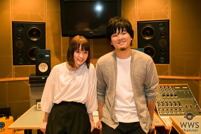 大原櫻子が初のアーティストとのコラボレーション!ニューシングル『マイ フェイバリット ジュエル』の作詞・作曲・プロデュースは秦基博!