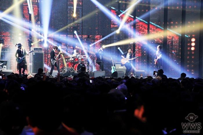 GLAYが台湾のグラミー賞と呼ばれる『第28回金曲奨』でスペシャルパフォーマンス!五月天(Mayday)のモンスターがサプライズゲストとして出演!