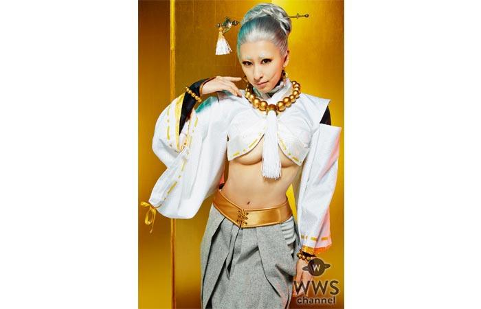 浅田舞がセクシーすぎる妖艶な役で女優に初挑戦!「今からドキドキです」