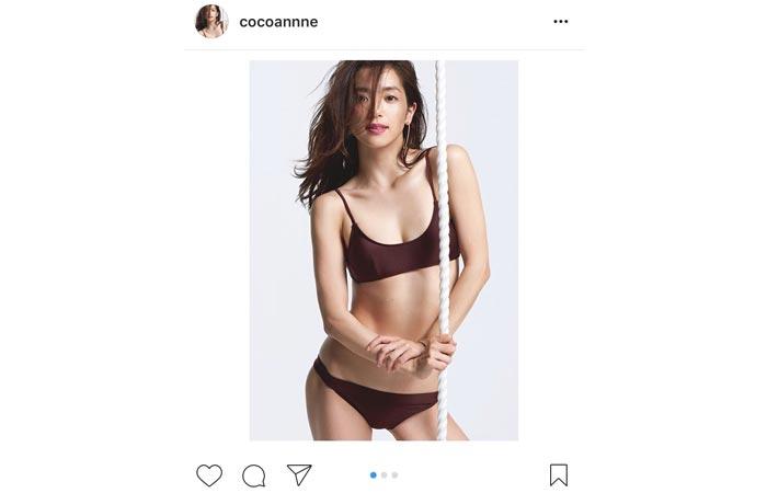中村アンの美しすぎる水着姿に「スタイル抜群 理想の体型です」と絶賛の声!