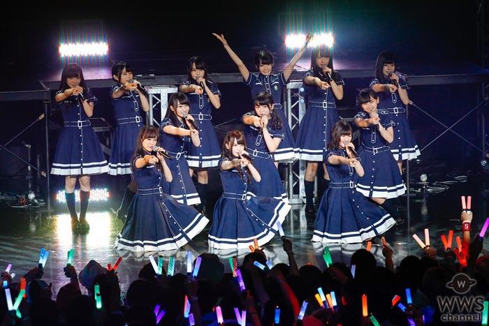 けやき坂46(ひらがなけやき)が初の大阪ワンマン大盛況!次回は7月にZepp Nagoya公演!