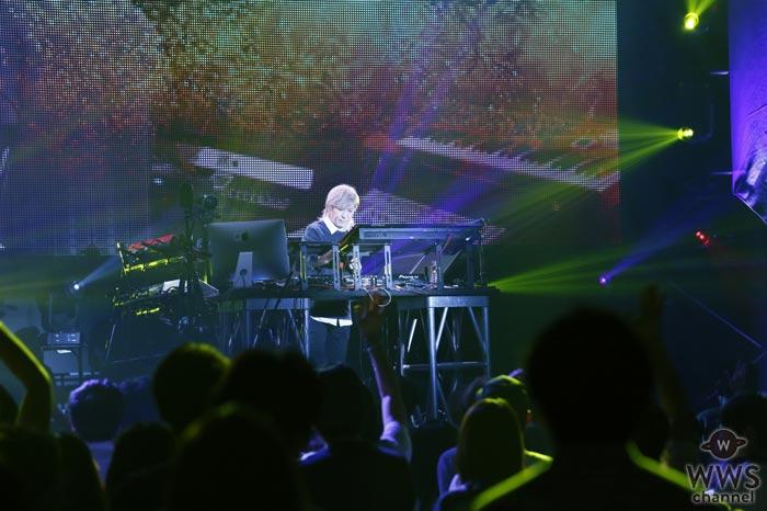 【ライブレポート】小室哲哉がイノフェスで『GET WILD』の最新バージョンを披露!