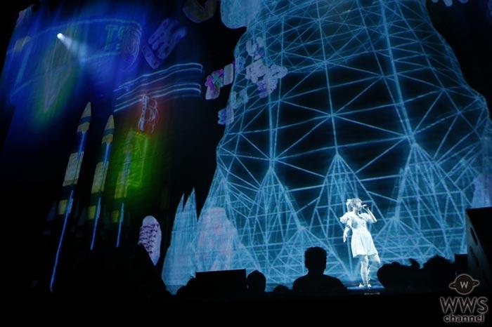 【ライブレポート】きゃりーぱみゅぱみゅがイノフェスのラストステージに登場!AR技術を駆使し、ビジュアルに同期したアクション満載のステージで魅せる!