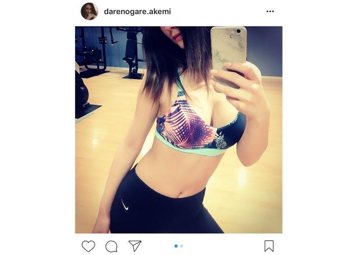 ダレノガレ明美が女性らしいセクシーボディを披露!「ボンキュンボンになりたい。ただ細いだけじゃダメ。」