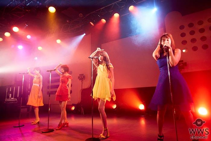 夢みるアドレセンス 小林れい復帰ライブ開催!「このステージで『ただいま』って言えた事を本当に嬉しく思います」