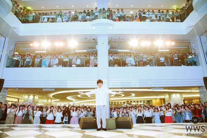 人気急上昇中の声優・斉藤壮馬が鮮烈なアーティストデビューを飾る!