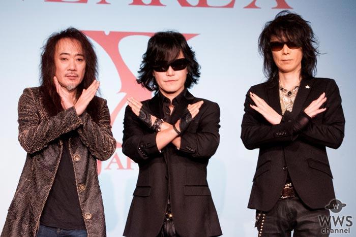 X JAPAN奇跡の6DAYS公演開催を発表!YOSHIKIが電話で思いを語る!「まずピアノで演奏させていただいて、次の目標に向かって行く」
