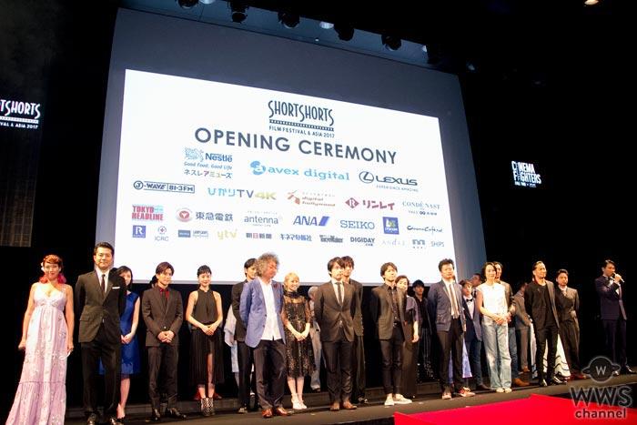 EXILE HIROが別所哲也のコラボプロジェクト『シネマファイターズ』を語る!「バラエティにとんだ作品ばかりで感動した。」