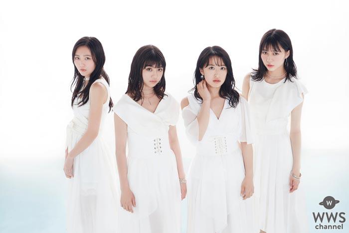 東京女子流がニューシングル『water lily ~睡蓮~』のジャケットビジュアル公開!
