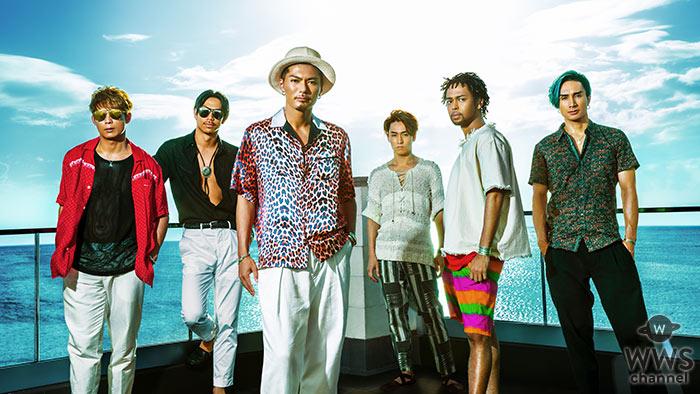 鴨川シーワールド×EXILE THE SECOND が夏コラボレーション!? 2017 年夏テーマソングに「Summer Lover」決定!