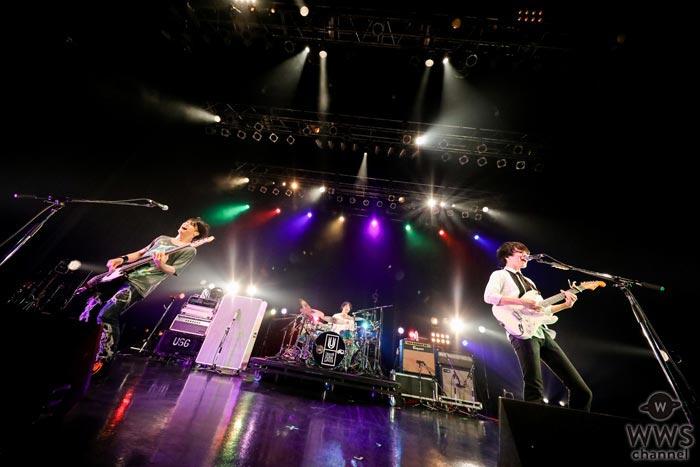 【ライブレポート】UNISON SQUARE GARDENが魅せる今しか出来ないライブ!クリープハイプと10年振りに実現した絆のステージ!