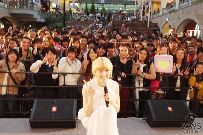 Dream Amiがソロ専念後初のファンの前で新曲を初披露!「ソロアーティストとしてもっと自分の可能性にかけてみたい」