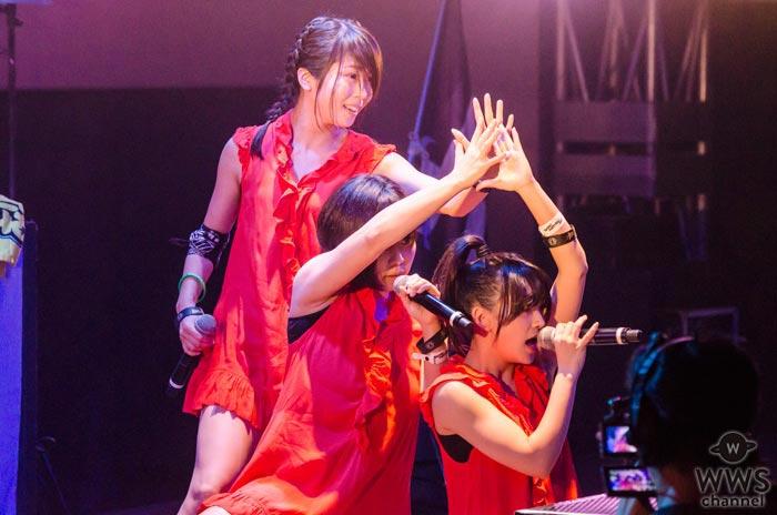 【ライブレポート】あゆみくりかまきがやついフェス2017で灼熱パフォーマンス!新曲『絆ミックス』を初披露!