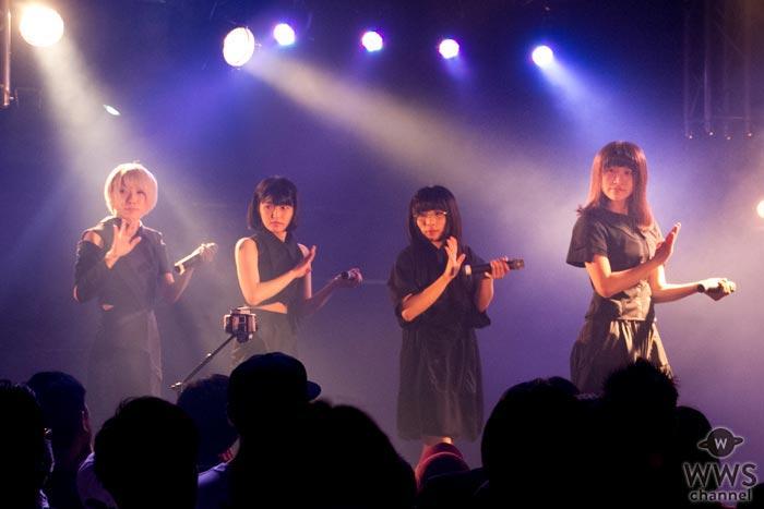 【ライブレポート】Maison book girlが『やついフェス2017』で新曲『rooms』を初披露!VISIONステージ初日のトリを務める!