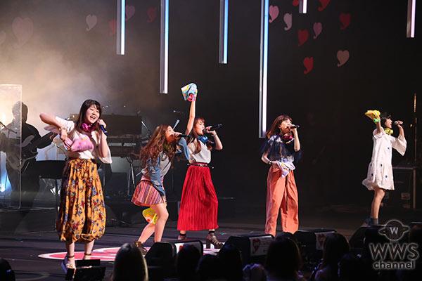 【ライブレポート】Little Glee Monsterがトップバッターで『LOVE in Action Meeting(LIVE)』に登場!圧倒的な歌唱力と息ぴったりのしゃかりきダンスで見る人の心を鷲掴み!