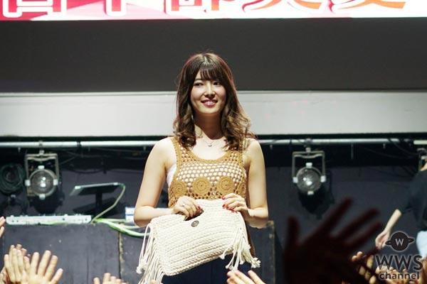 石川ナサ、日下部美愛、なちょす らが『TSC Vol.3』glam cityステージに登場!