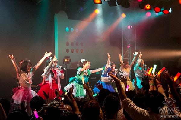 【ライブレポート】バンドじゃないもん!が熱狂パフォーマンスで『やついフェス2017』duo MUSIC EXCHANGEのトリを務める!