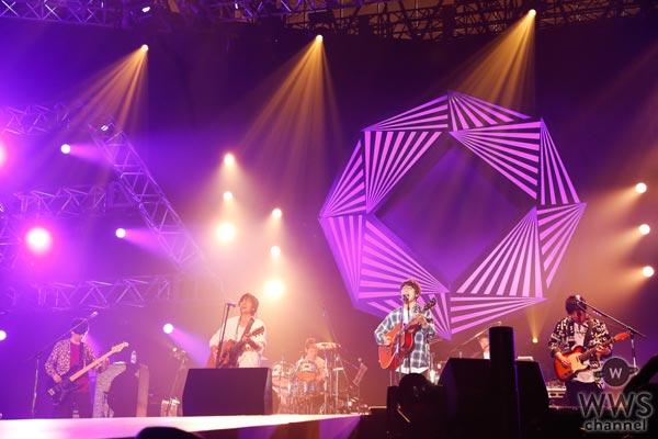 flumpoolがアミューズフェス2017で高橋優とコラボステージ!見どころ満載のライブを展開!