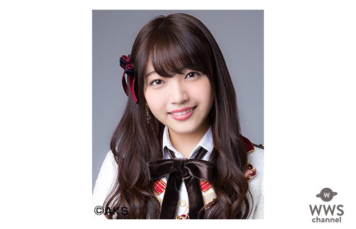 SKE48 二村春香が卒業発表!「最後まで笑顔でいたい」