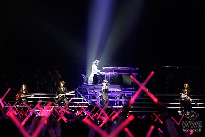 <オフィシャルライブレポート>X JAPAN YOSHIKI命懸けのパフォーマンスで「奇跡の夜6日間」見事完走!!アコースティックライブで炸裂するXジャンプ!!