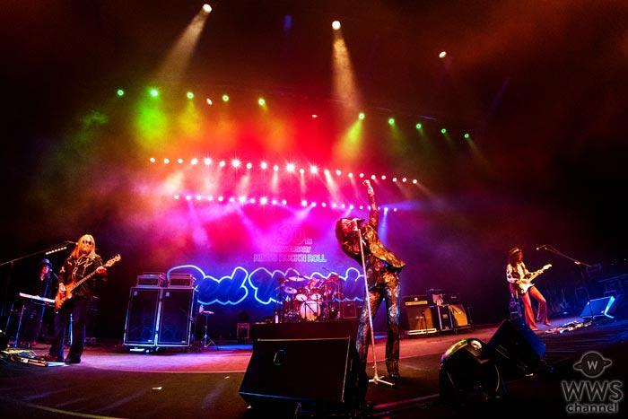 【ライブレポート】伝説のバンド、レッド・ウォーリアーズが30周年記念ライブを地元・大宮で開催「まだまだ死なないぜ!」