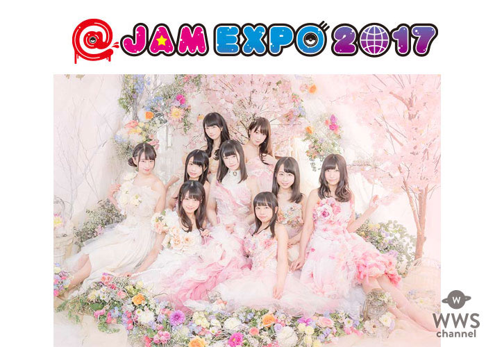 @JAM EXPO 2017 第11弾出演者に正統派美少女アイドルグループ・さくらシンデレラが決定!