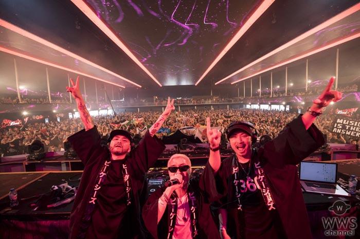PKCZ®が世界最大級のダンスミュージックフェスティバル『Tomorrowland』に初参戦!世界各国の音楽ファンを虜に!
