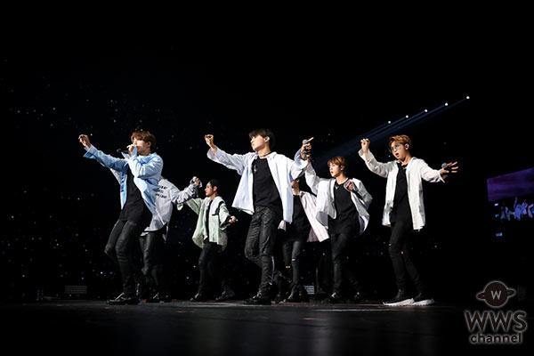 防弾少年団(BTS)、ワールドツアーの日本公演で14万5千人が歓喜!【2017 BTS LIVE TRILOGY EPISODE Ⅲ THE WINGS TOUR ~Japan Edition~】13公演完走!