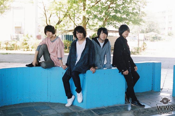 KANA-BOONが1年7ヶ月ぶりのアルバム『NAMiDA』を9月27日に発売決定!