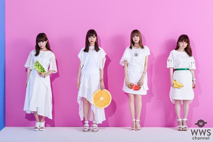 SILENT SIRENがニューシングル『ジャストミート』を10月11日に発売!アーティスト写真、ジャケット写真も公開!