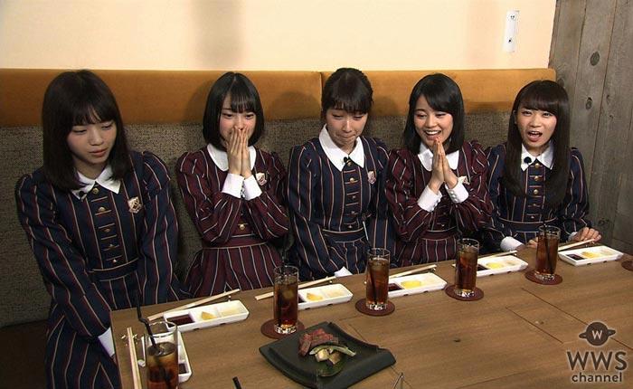 乃木坂46がファンからのSNS情報をもとに絶品グルメを食べまくる『乃木坂46の食べるだけ2』が放送決定!