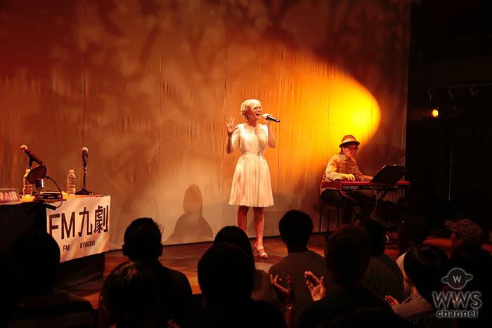 ベイビーレイズJAPAN・林愛夏の美声にうっとり…生誕祭イベントでカバーソングに挑戦!