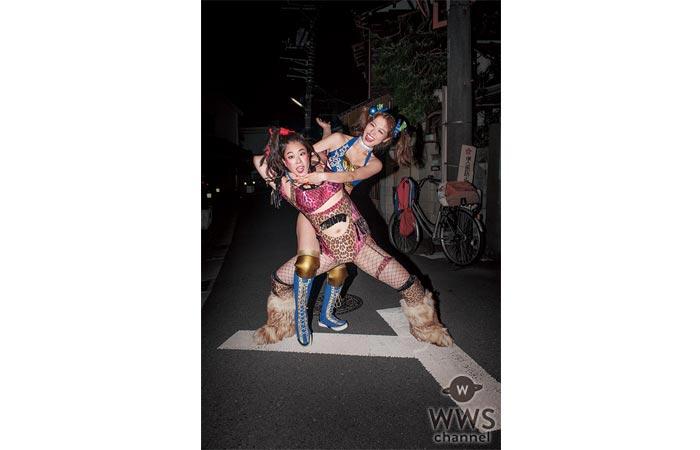 内田理央が女子プロレスラーになりコブラツイスト!?パワフルなパフォーマンスに注目!舞台「チョップ、ギロチン、垂直落下」
