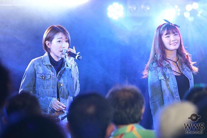 【写真特集】元DIVA・粕谷聡子と元SDN48・細田海友が結成したBOO がカジュアルなジーンズコーデで『GirlsJAM vol.2』に登場!