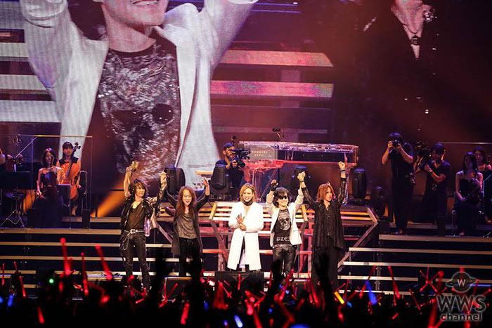 X JAPAN史上初の「全編アコースティック」ツアー遂に開幕!!