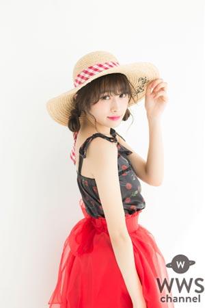 欅坂46 渡辺梨加がLARMEレギュラーモデルに加入!「新しい一面を見せていけるように頑張ります!」