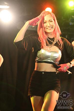 【写真特集】ダンスボーカルユニット・HugMeeが『GirlsJAM vol.2』に初登場! 4人の個性派メンバーがキレキレのダンスパフォーマンスで大盛況!