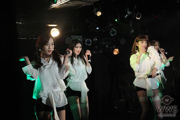 【写真特集】高身長ガールズグループ・ROZEが牽引するガールズイベントにてセクシーで妖艶なダンスパフォーマンスを披露!