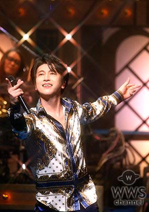【ライブレポート】及川光博 がワンマンショーツアー2017「FUNK A LA MODE」 全国15公演ツアーファイナルを大阪で開催!