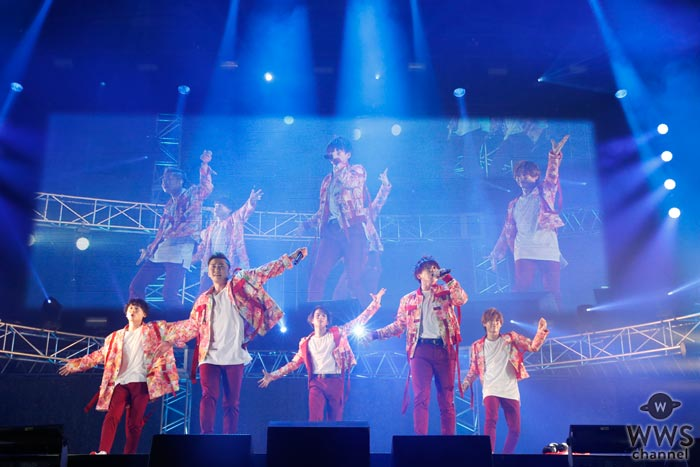 【ライブレポート】Da-iCEが息の合ったダンスと伸びやかな歌声で『AsiaProgress 2017』を魅了!