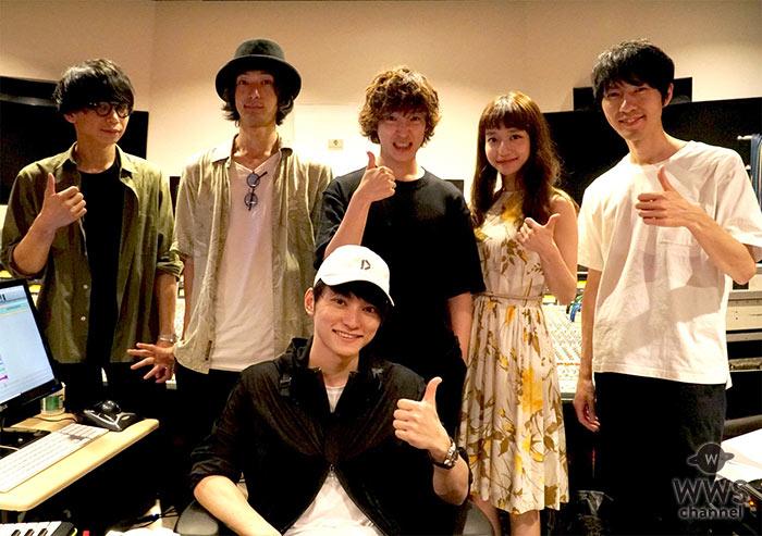 Czecho No Republic、初のコラボシングルをSKY-HIと制作!急遽8月5日「ROCK IN JAPAN FESTIVAL」にて初共演&初披露が決定!