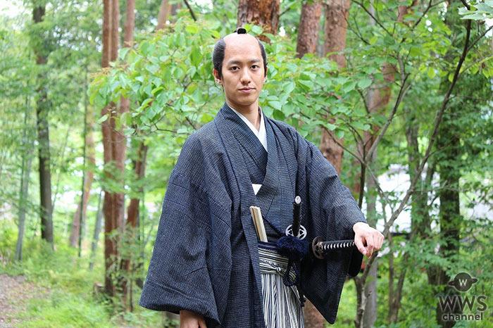 若手俳優 水田航生 主演 山本周五郎の名作に臨む! 「武士の魂は、今を生きる僕たちの心を打つ」