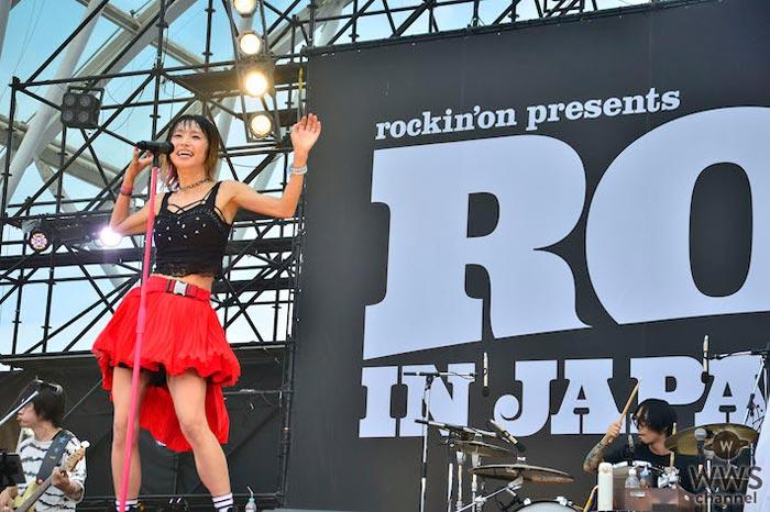【ライブレポート】3年連続出演となるLiSAが、RIJFで更なるステージに立つ!「初めてのLAKE STAGE、超サイコーでした!」