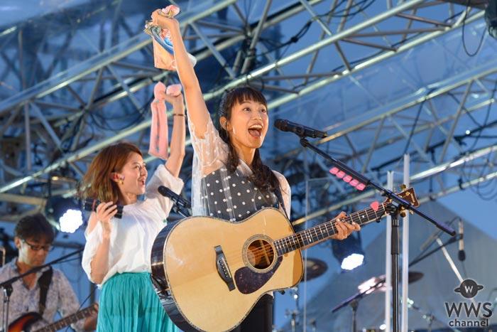 miwaが第38回『神宮外苑花火大会』神宮球場ステージに登場!