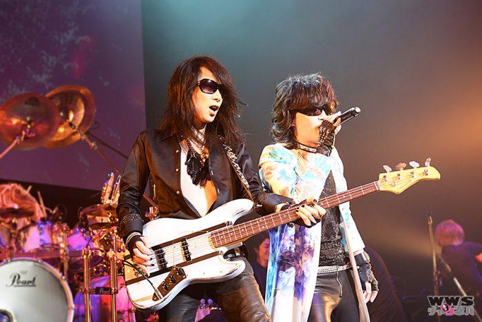 【ライブレポート】真夏の夜Toshlロック祭り スペシャルゲストにX JAPANのHEATH登場!